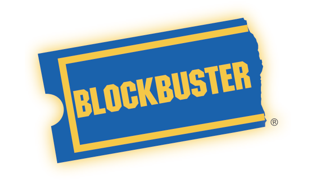 Blockbuster Videos, Stanhope Village Shopping Centre